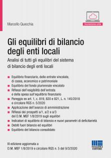 Gli equilibri di bilancio degli enti locali
