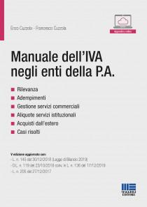 Manuale dell'IVA negli enti delle PA