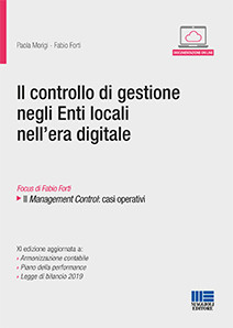 Il controllo di gestione negli Enti locali nell'era digitale