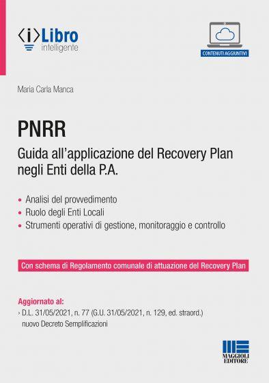 PNRR Guida all'applicazione del Recovery Plan negli Enti della P.A.